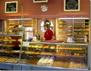 Duke's Bakery Interior