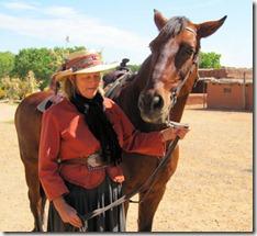 Golandrinas Horse - B