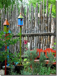 Birdhouses at Casa - B