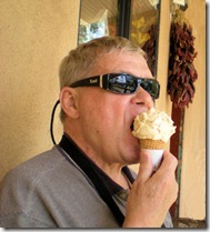 Bob with Ice Cream - B