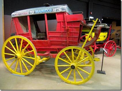 Red Wagon - B