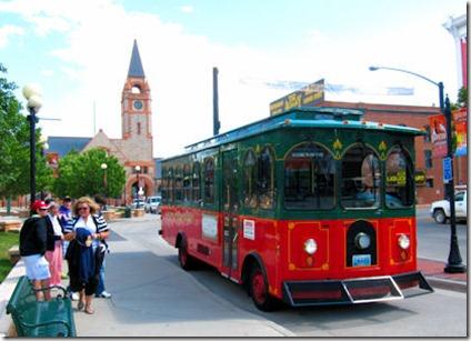 Trolley - B