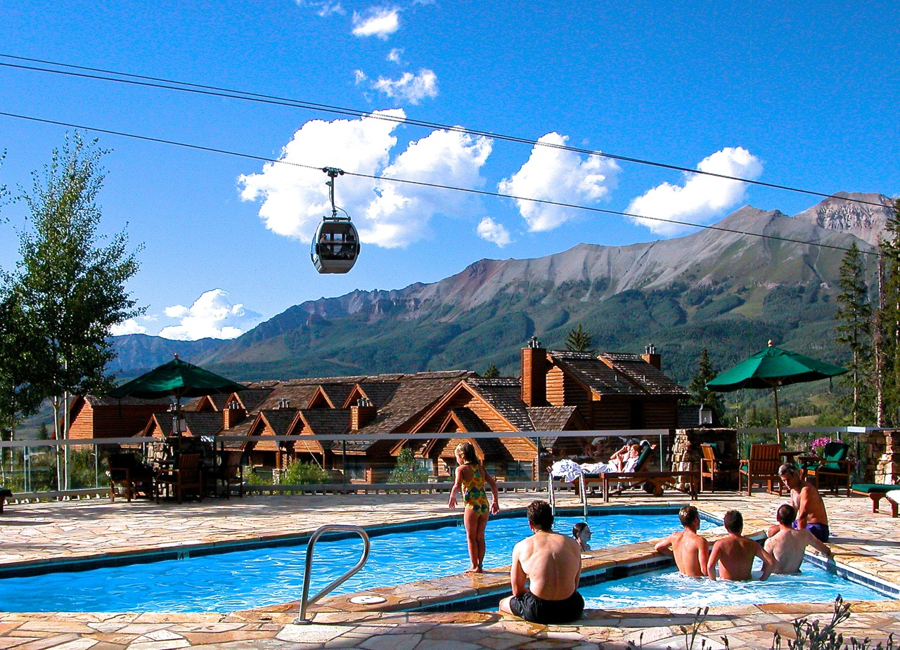 Summer In Telluride Colorado Where To Go Travel Usa