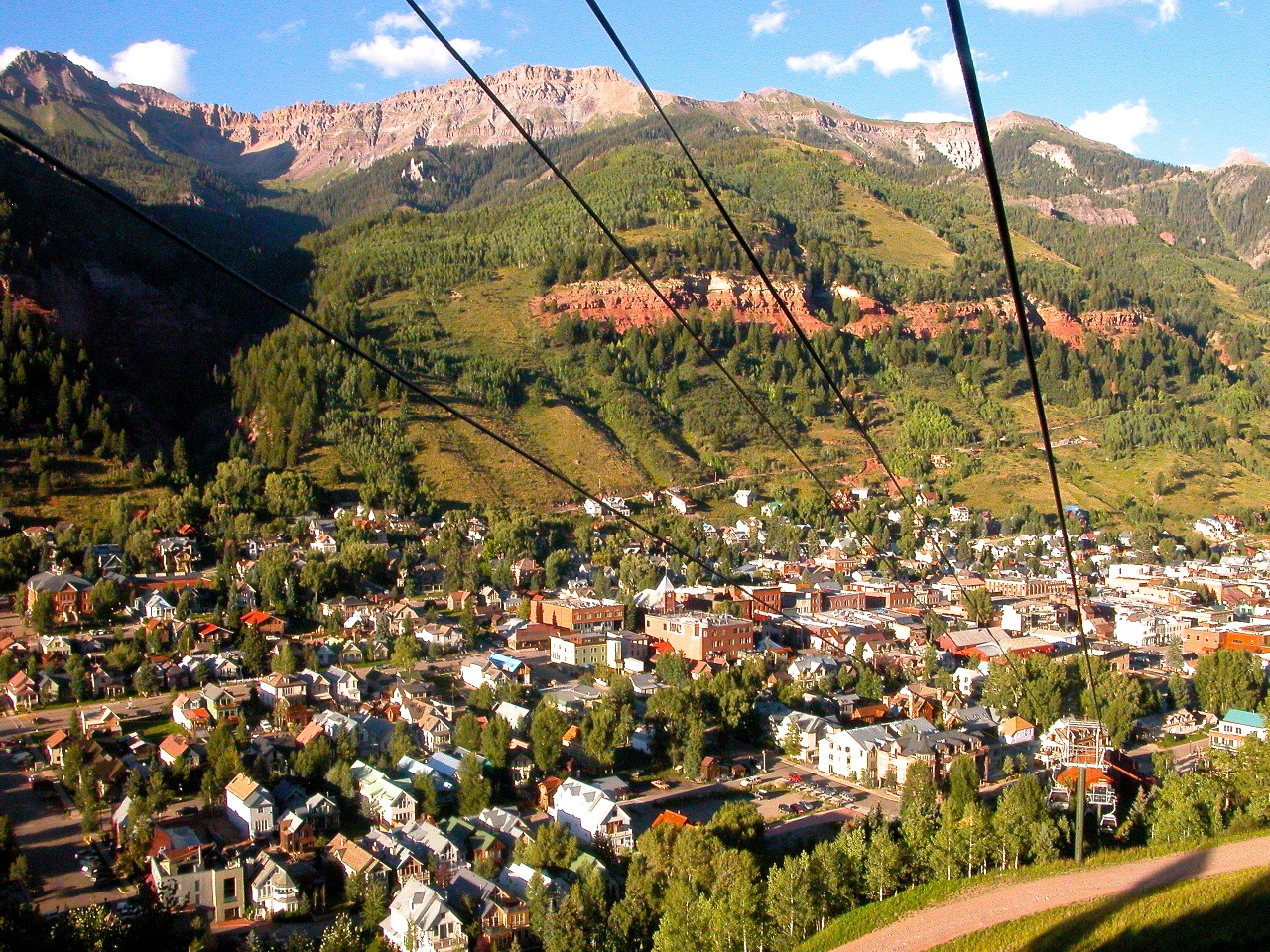 telluride summer program essay Board of directors and staff news  april has worked as the programs director for the telluride foundation for nine years, where she helps to manage their.