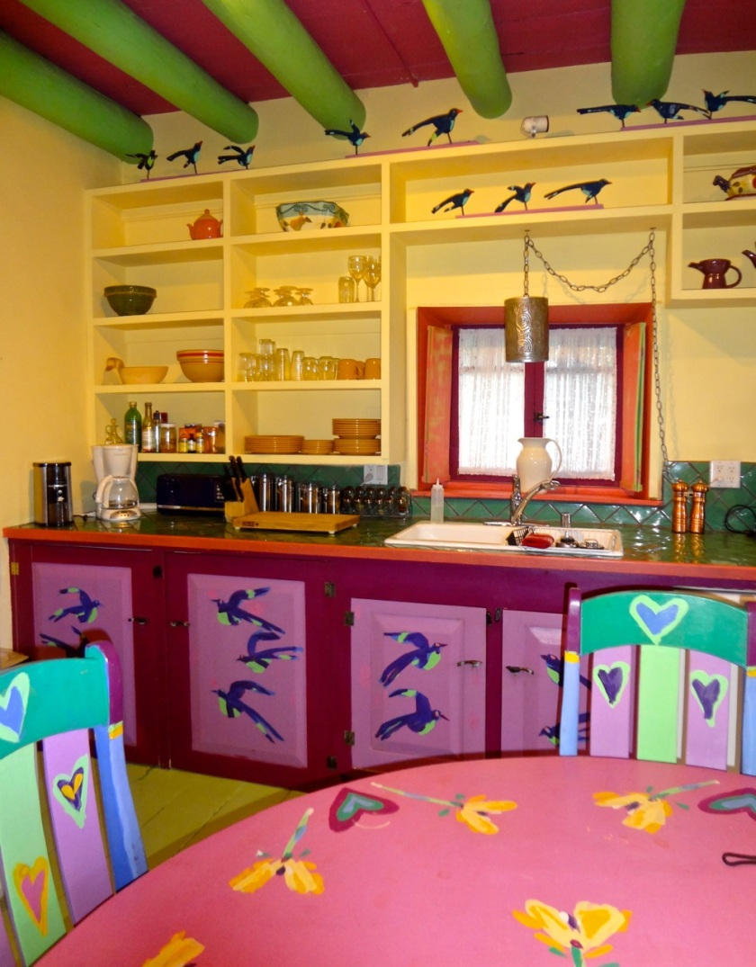 Casa Pajaro - Kitchen
