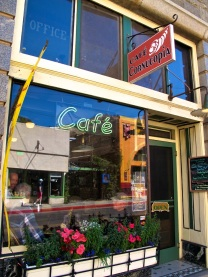 Bob - Cafe Cornacopia