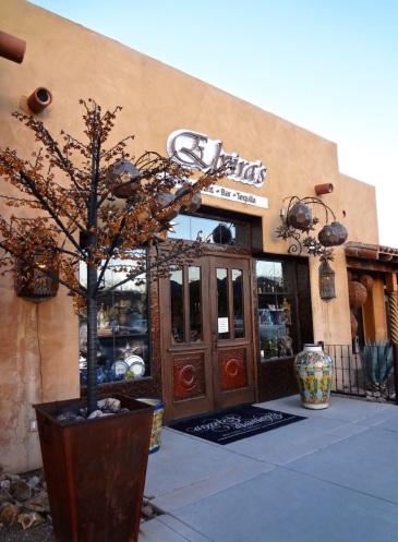 Elvira's Shop Entrance