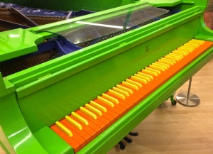 MIM- Chihuly Piano