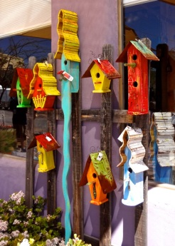Tubac Bird Houses