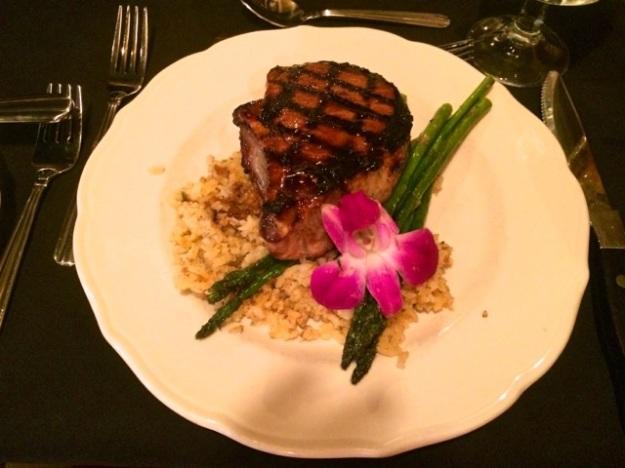 Theodore's Pork Chop