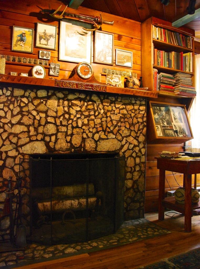 Badger Hole Fireplace