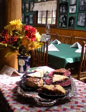 Baldpate Inn Dessert