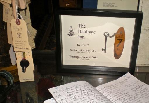 Baldpate Key #7