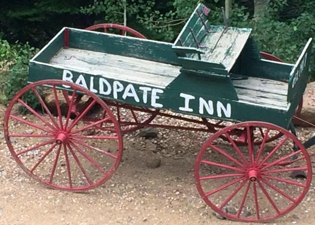 Baldpate Wagon