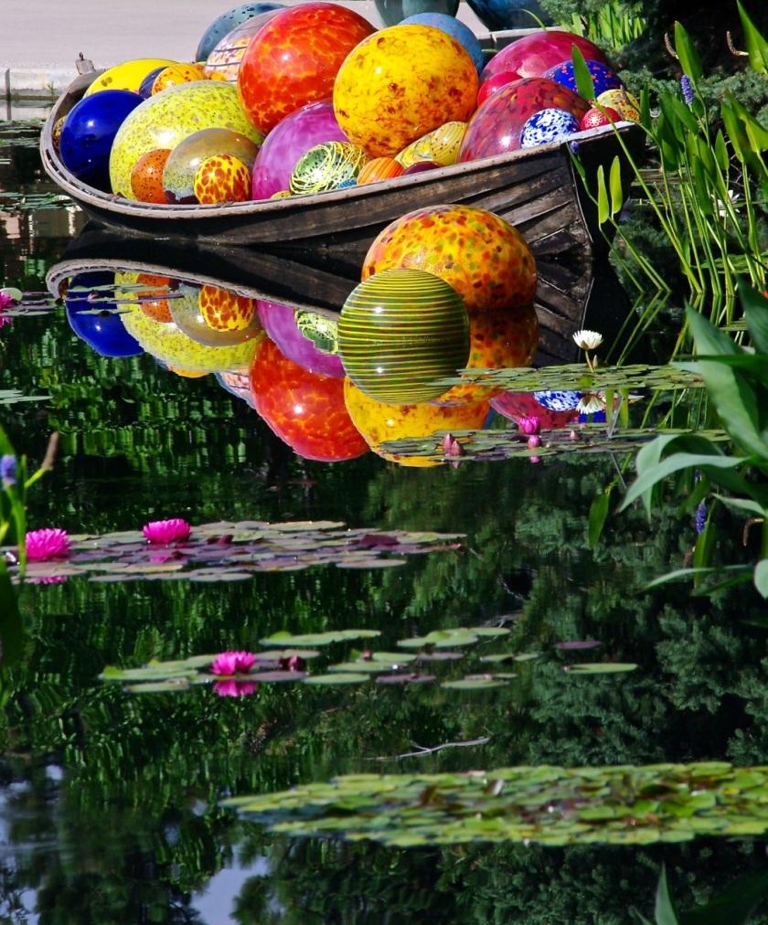 Ball Boat