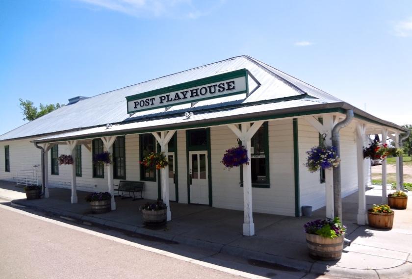 Post Playhouse