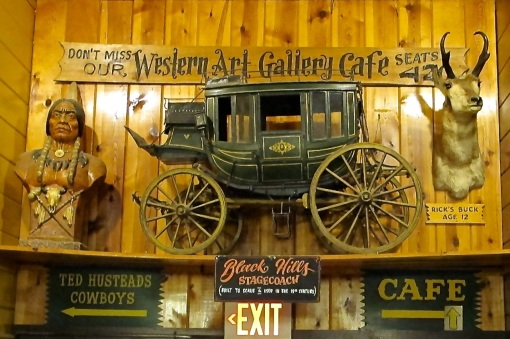 Wall Drug - Stagecoah