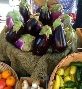 Eggplants - Taos Farmers Market