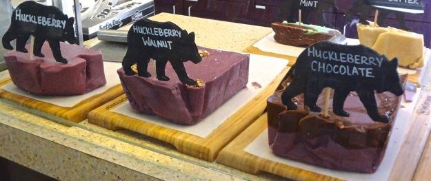 Huckleberry Patch - Fudge