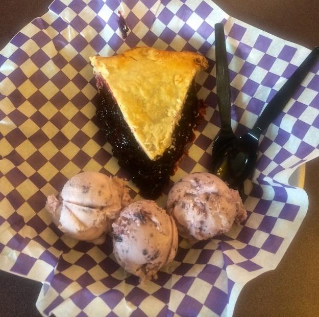 Huckleberry Patch - Pie