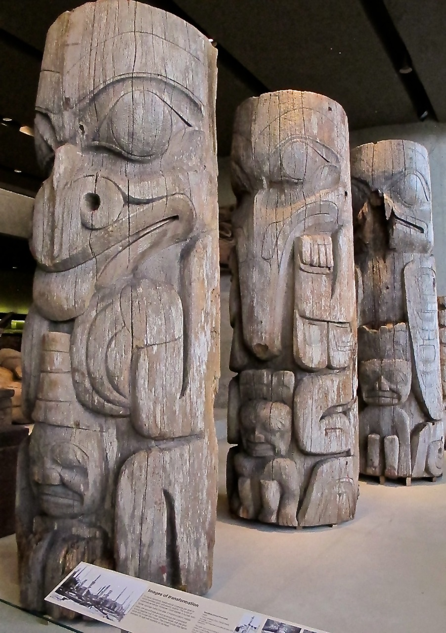 UBCMA - Carvings