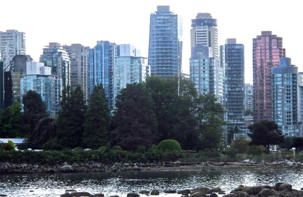Vancouver Highrises