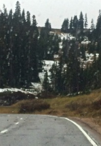 Berthoud Pass Snow