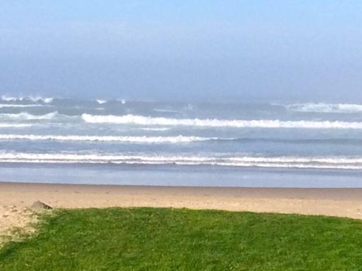 Cannon Beach Waves