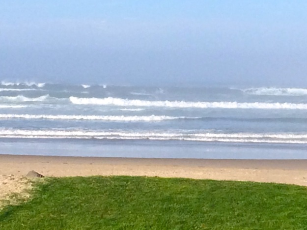 Cannon Beach Waves