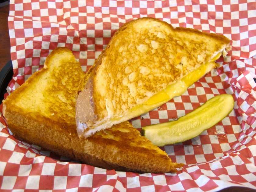 Tillamook Grilled Cheese
