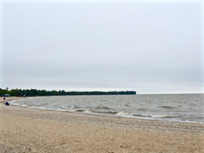 Lake Winnipeg at Gimli