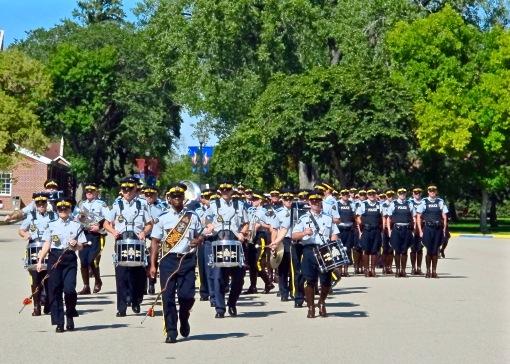 Mountie Parade