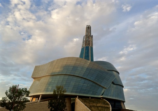 Winnipeg's Human Rights Museum