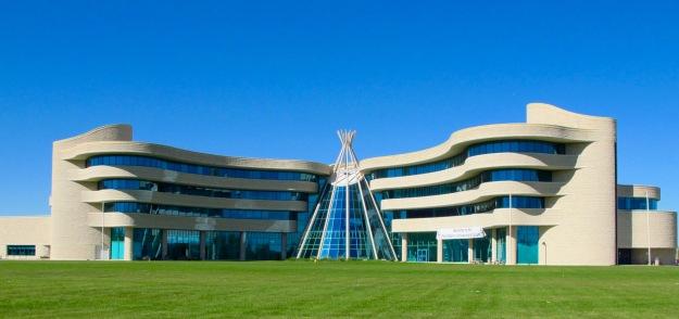 First Nation University - Horizonal