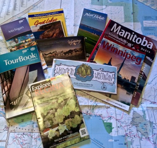 Maps & Books