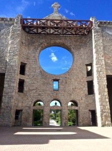 Saint Boniface Cathedral - Looking Out