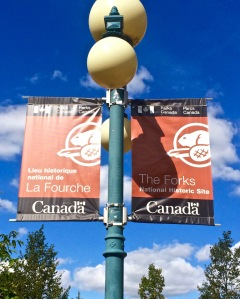 The Forks Sign