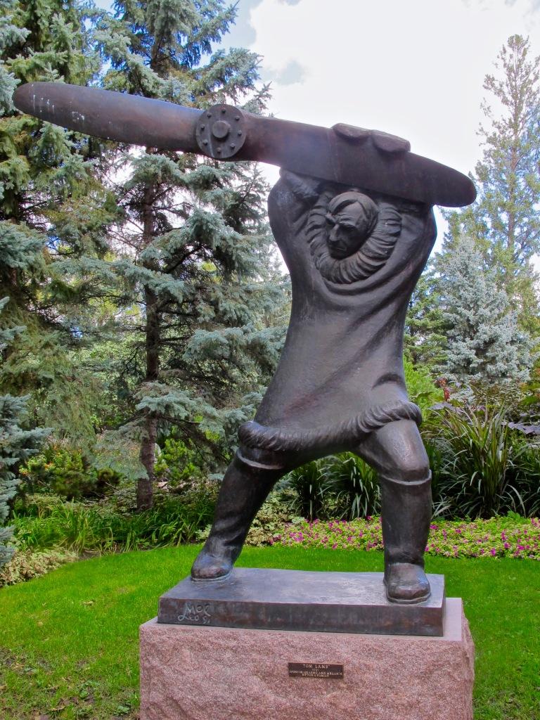 Winnipeg Sculpture Park