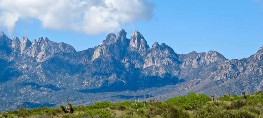 Organ Mountains, NM
