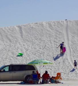 White Sand Fun 2014