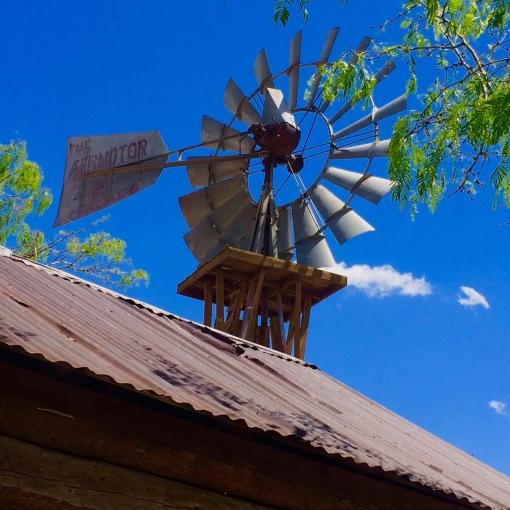 Windmill at NMF&RHM