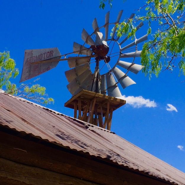 Windmill at NMF&RHM