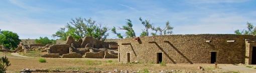 Aztec Kiva & Ruins