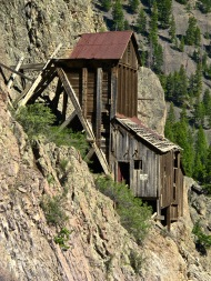 Mine Relic - Creede