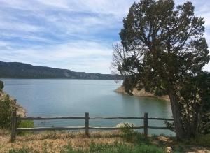 Navajo State Park - Colorado
