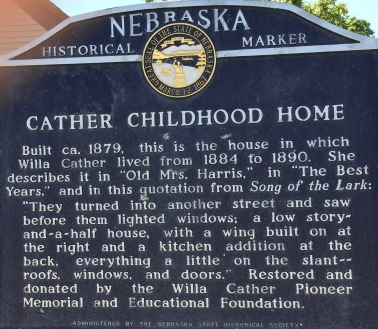 cather-historical-marker